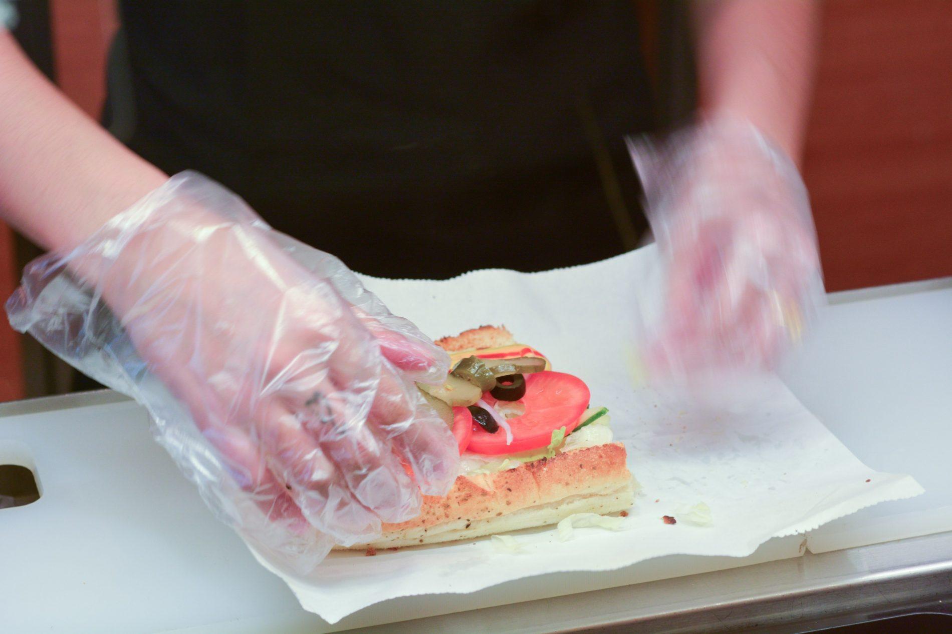 What's in your chicken sandwich? DNA test shows Subway sandwiches contain just 50% chicken