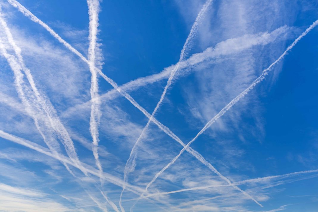 chemtrails and environment
