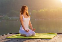 Namaste in your life yoga
