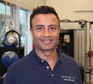 Dr. Suhill Samji DC, DABCN