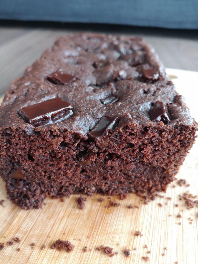 chocolate bread/cake recipe