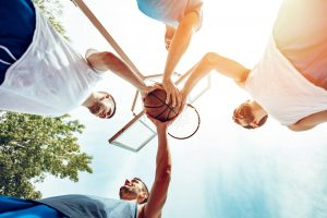 mental health benefits from playing sports