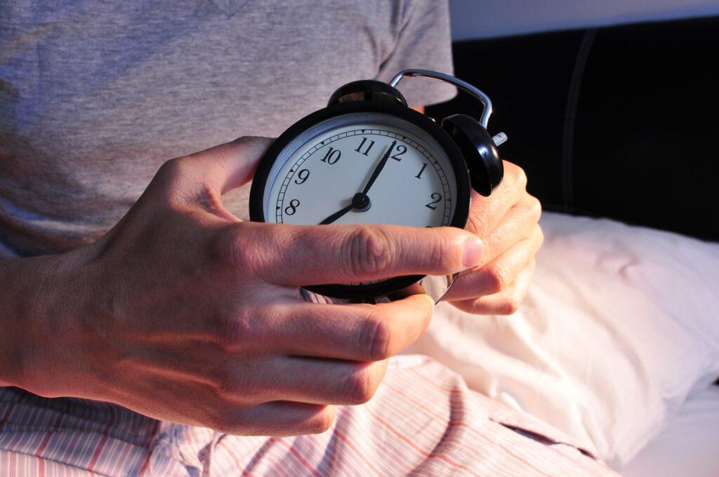 a set bedtime