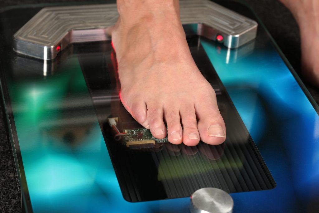 foot scan