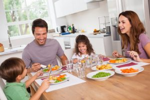 eating as a family