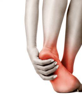 foot pain identifier