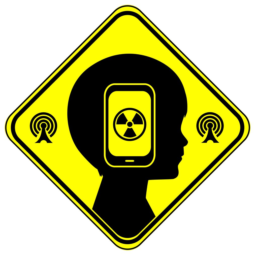 what causes emf radiation