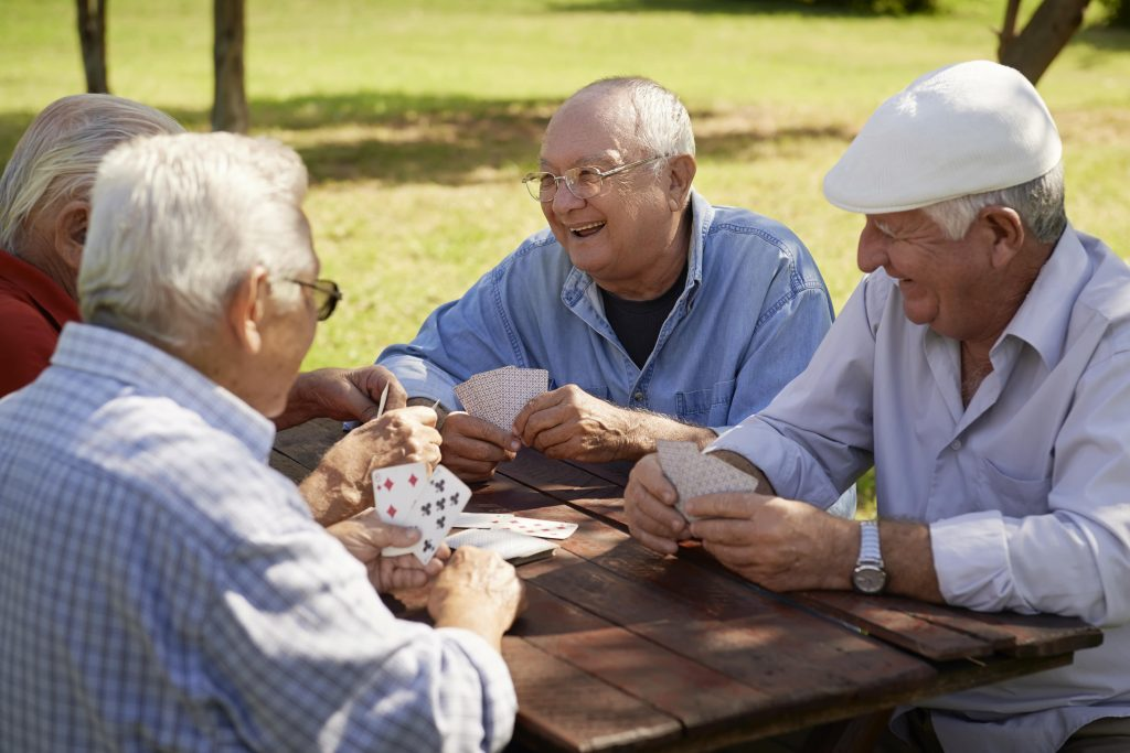 brain games for seniors