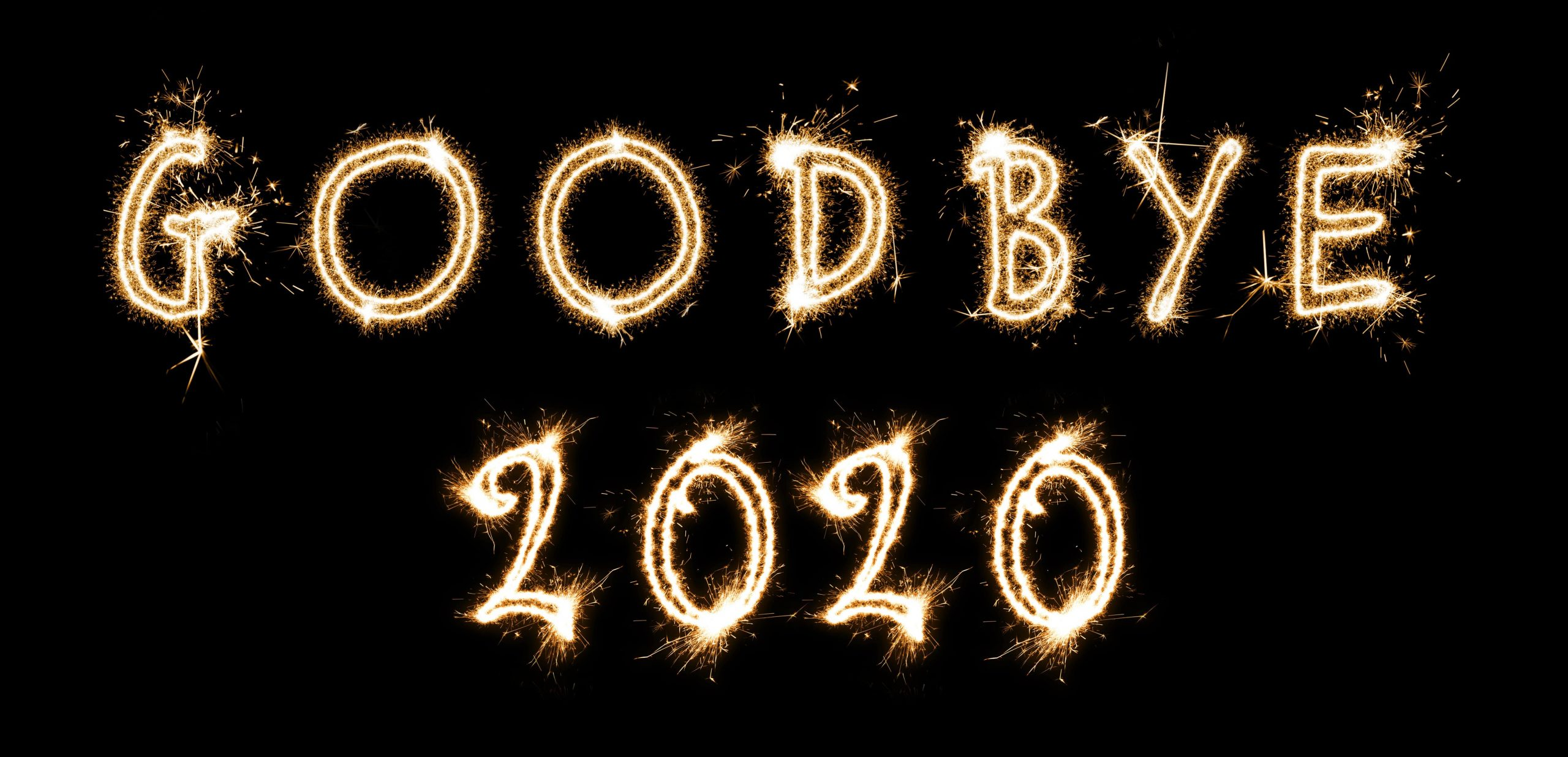 say goodbye to 2020